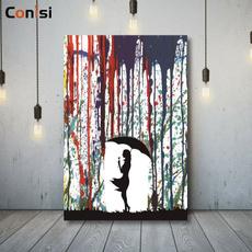 Decor, Umbrella, Home Decor, art