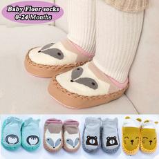 non-slip, cute, Indoor, babysock