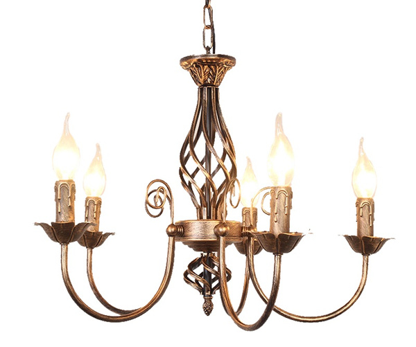 Head, ceilinglamp, 6head, Lamp