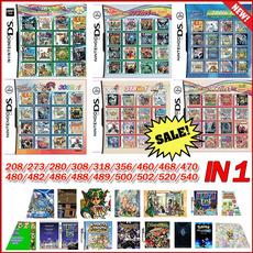 ndsgame, powerranger, bettyboop, Nintendo