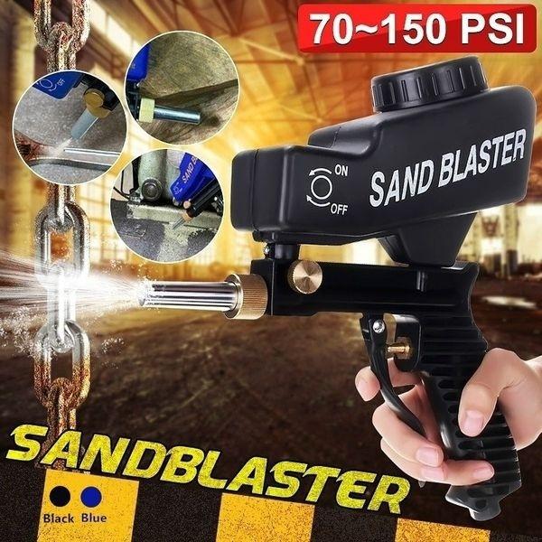 sandblasted, airbrush, Aluminum, sandblastingtool