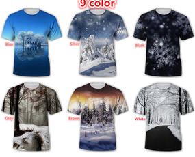 Summer, Fashion, Tops, short sleeves