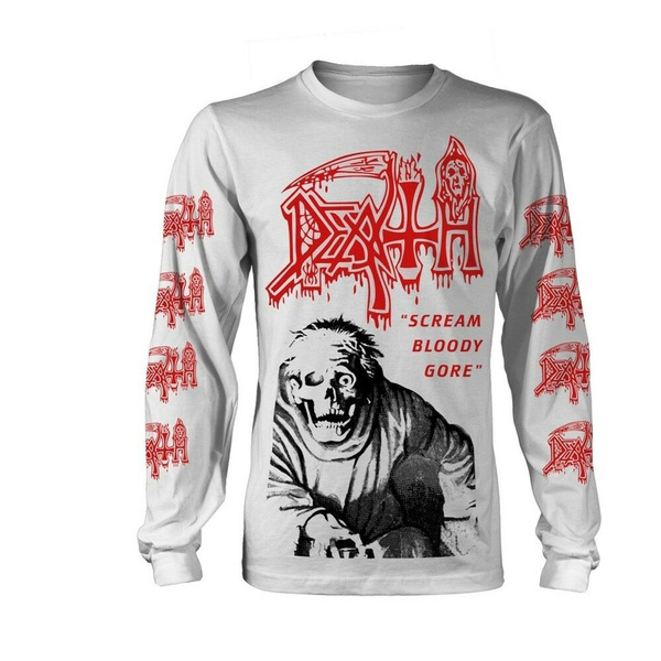 Fashion, Shirt, show, deathscream