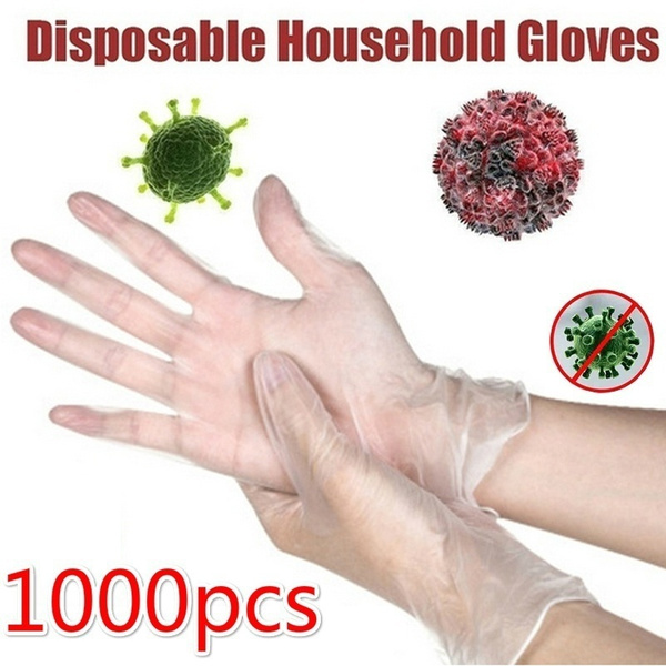 protectiveglove, sanitaryglove, disposablefoodglove, Kitchen & Home