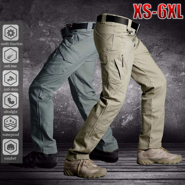 Plus Size, pants, combatpant, Waterproof