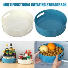 nonsliprotatingstoragebox, rotatingstoragebox, Kitchen & Dining, kitchenstoragebox