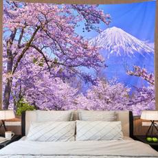 Mountain, Decor, Wall Art, mandalatapestry