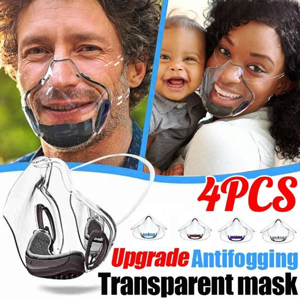 transparentmask, dustmask, faceshield, antifog