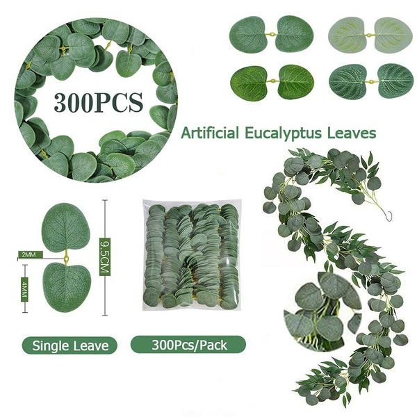 eucalyptusgarlandplant, Decor, eucalyptusleave, eucalyptusgarland