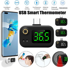 cellphonethermometer, Mini, usb, infraredthermometer