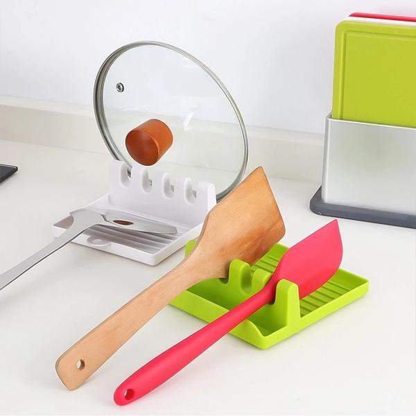 Kitchen & Dining, spoonrest, spoonstandholder, Silicone
