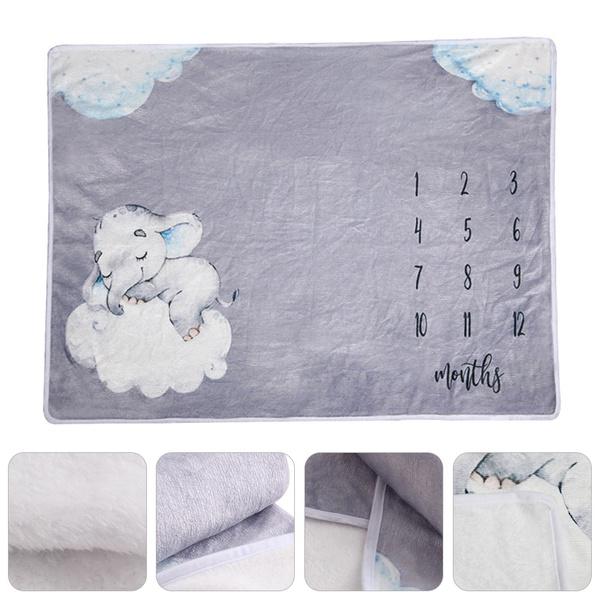 newbornmonthlyblanket, babymonthlyblanket, Home & Living, Blanket
