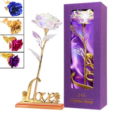 golden, Unique, Flowers, lover gifts