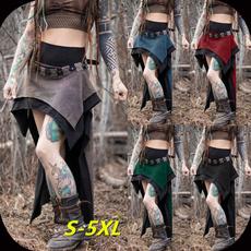 Fashion, Medieval, elfskirt, Cosplay Costume