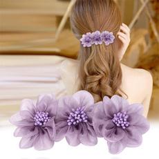 Simplicity, Head, Flowers, Pins