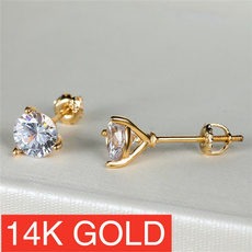 Sterling, Jewelry, Gifts, Stud Earring