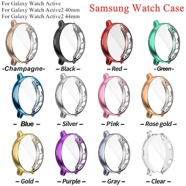 case, samsunggalaxywatchactive2cover, active2watchcasecover, galaxyactive2watchscreenprotector