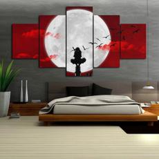 canvasprint, art, Home Decor, narutofigure