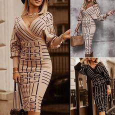 sleeve v-neck, Fashion, Waist, Sleeve