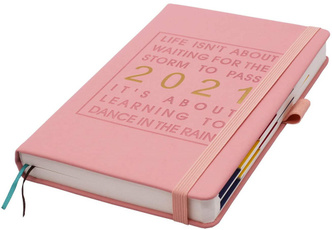 Diary, 2021dailyplanner, leather, Cover