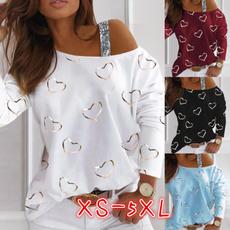 Heart, Fashion, Shirt, Sleeve