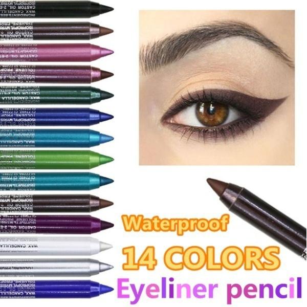 blackeyeliner, Eye Shadow, colorfuleyeliner, eye