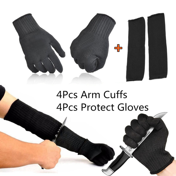 Steel, protectivesleeve, cutresistance, Sleeve