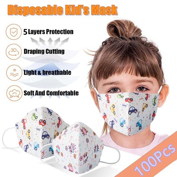 kn95respirator, dustproofmask, maschera, kids95mask