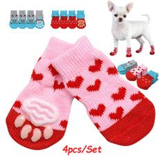 dogsock, antislidsock, Winter, dogkneepad