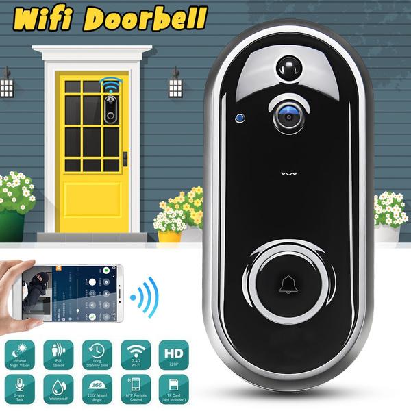 Audio, Door, Bell, securecamera
