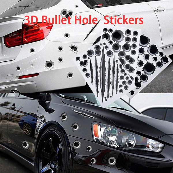 carbodysticker, Fashion, Bullet, doorsticker