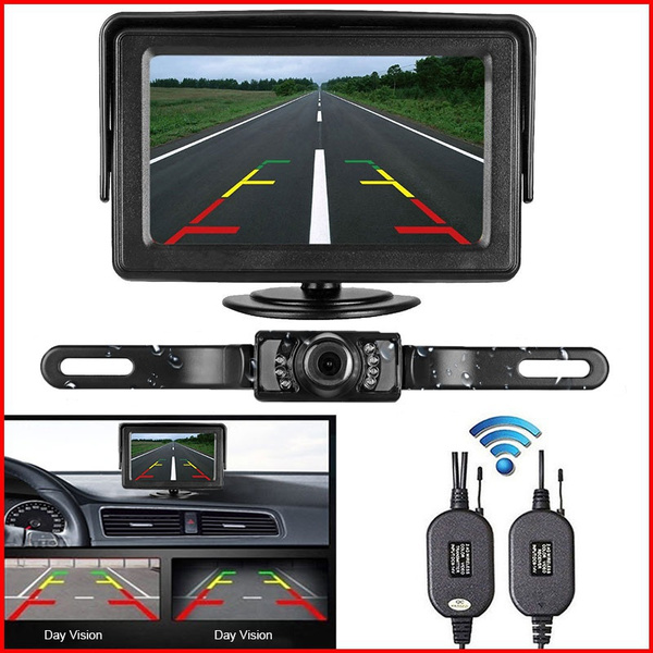 backupcamera, Monitors, Waterproof, parkingcamera