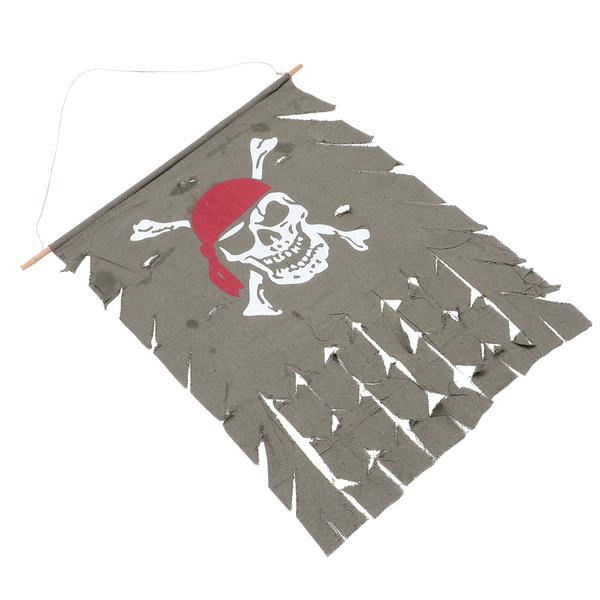 pirateflag, halloweenhangingflag, Halloween, piratebanner