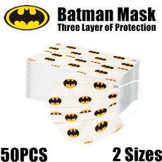 Outdoor, mouthmask, unisex, Batman