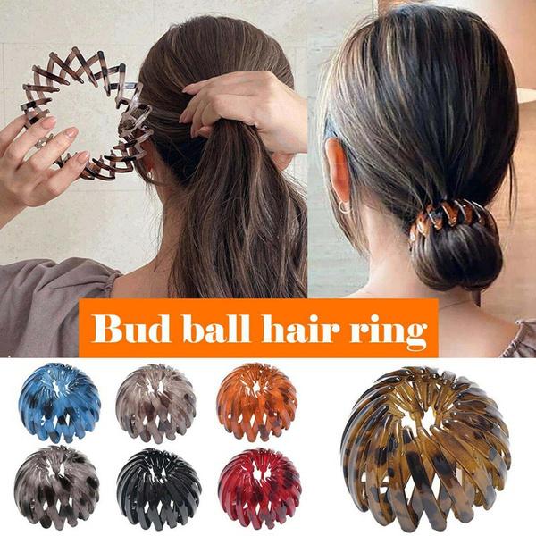 elastichairband, Barrettes, Rhinestone, Hair Pins