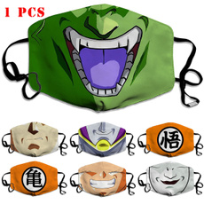 Cotton, dustmask, partymask, Dragon Ball Z