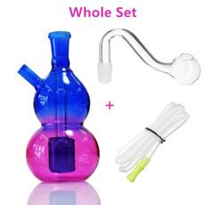 Mini, glassbong, glasswaterpipe, oilburnerwaterpipe