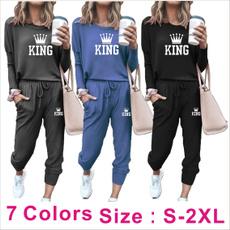 Fashion, womens hoodie, Sleeve, pants