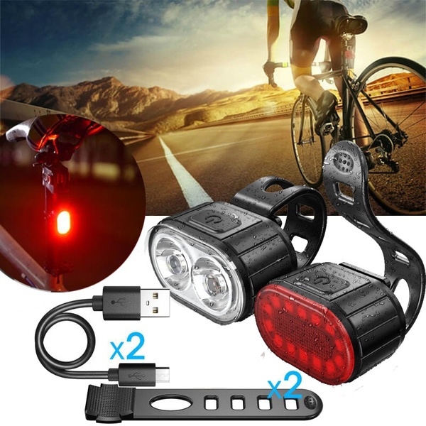 Flashlight, LED Headlights, Bicycle, mtbbicycleaccessorie