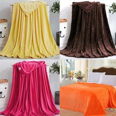 Fleece, bedblanket, Sofas, Bedding