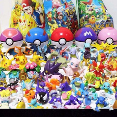 Pikachu, animefigure, Pokemon, Anime