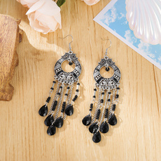 Tassels, Jewelry, Ethnic Style, for girls