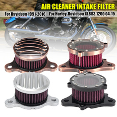 motorcycleaccessorie, aircleaner, Harley Davidson, Aluminum