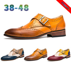 Fashion, leathershoesmen, leather shoes, casual leather shoes