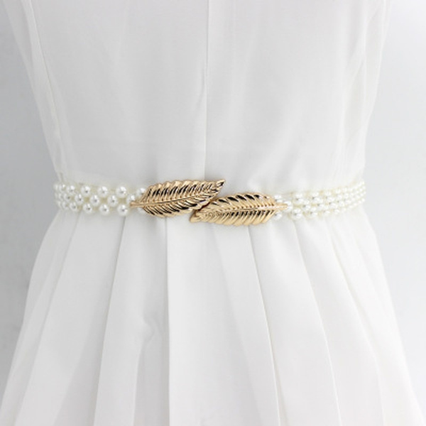 Fashion, Chain, Dress, Girls' Belt