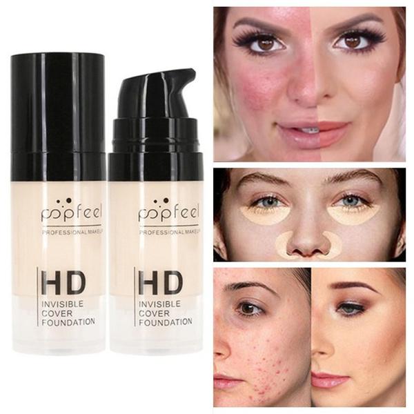 Beauty Makeup, Full, liquid, smoothtexture