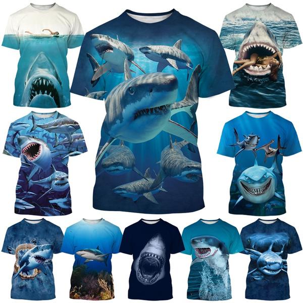 Summer, Shark, Fashion, Necks