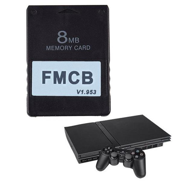 PlayStation 2, tarjetadememoria, gamecomponent, ps2card