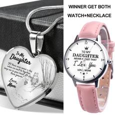 watchesforchildren, Chain Necklace, Christmas, Cartoon Watch