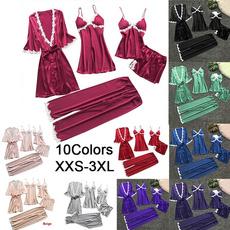 Underwear, Fashion, Lace, Bathrobe